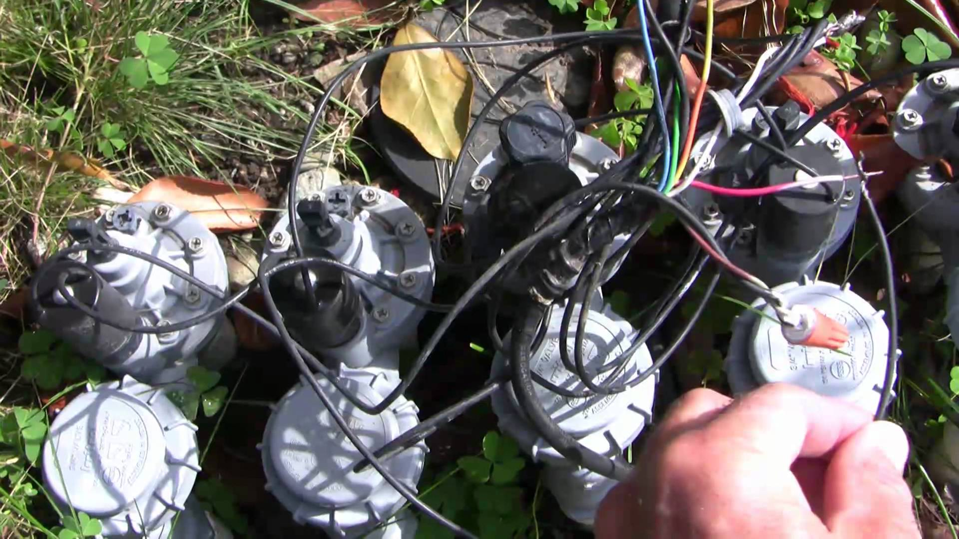 Miraculous Sprinkler Control Problems Wiring Cloud Hisonuggs Outletorg